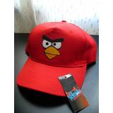 Gorras Angry Birds Estampadas! Facebook Gamer Retro Vg