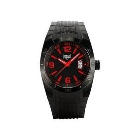 Relógio Everlast Analógico Puls De Borracha E180 Original