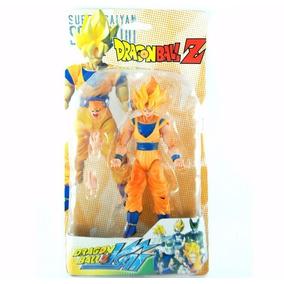 Goku Dragon Ball Z Boneco Totalmente Articulado Dbz