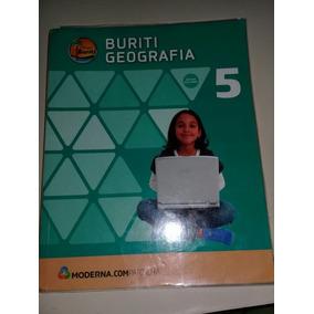 Livro Buriti De Geografia Do 5°ano