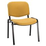 Cadeira Fixa Empilhavel 4 Pés Estofada Tsmob Campinas - Sp