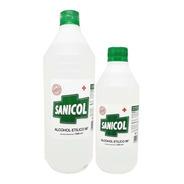 Alcohol De Cereal - Sanicol 1l