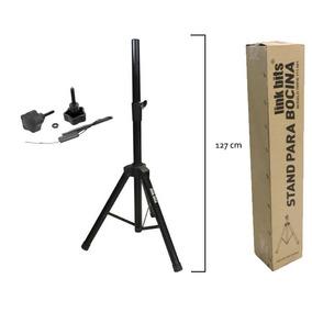 Tripie Stand Pedestal Base Bafle Bocinas 67cm-127cm