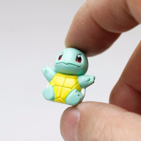 Mini Squirtle - Pokemon Colecionador - Pronta Entrega