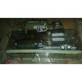 Greenligth Hitch Y T Ford F 150 Y Flatbed Trailer Lyly Toys