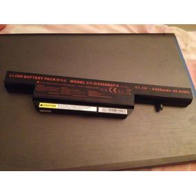 Bateria Para Laptop Siragon Nb3100 100% Funcional