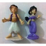 La Princesa Jazmín Y Aladín Figuras Pequeñas Juntas
