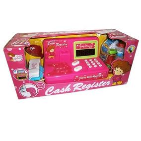 Juguetes Caja Registradora Con Calculadora