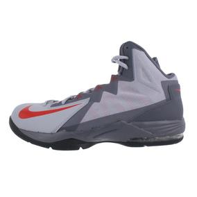 Zapatillas De Basquet Nike Air Max Stutter Step 2 Gris