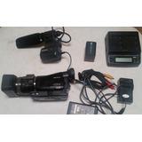 Camara De Video Profesional Sony Hrv-a1n Con Case