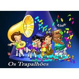 Cd Os Trapalhões + Mussum + Turma Do Didi (discografia)