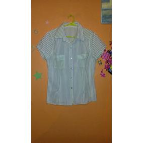 Camisas Cuadrillé/rayas T Vitamina Ver Yagmour Zara
