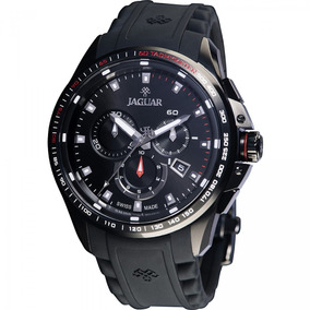 Relógio Suiço Jaguar J01cabp01 Importado Luxuoso Elegante