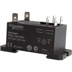 Rele Schneider Rpf2ap7 P/ Ar Condicionado 30a 230vac 2na