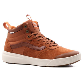 Zapatillas Vans Ultrarange Hi Mt Glazed Ginger