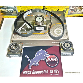 Kit De Tiempo Optra 1.8 Limited Polea Metalica 4 Componentes