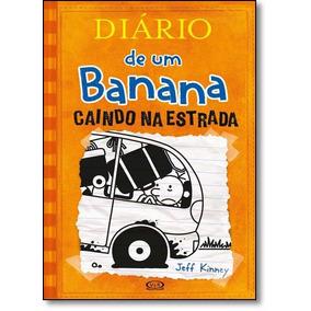 Diário De Um Banana: Caindo Na Estrada - Vol.9