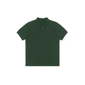 07c9cfc948 Camisa Polo M.piquet Classico Verde Tam. P