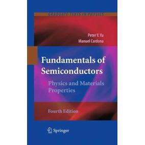 Libro Fundamentals Of Semiconductors: Physics And Material