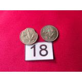 Moneda Con Error 10 Centavos Mazorca 1976 1978 Clipet #17