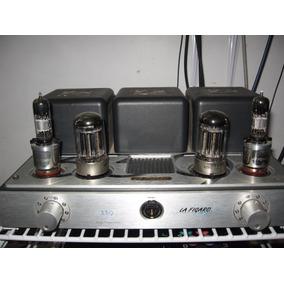 La Figaro 339 Reference ( Amplificador Audifonos Bulbos )