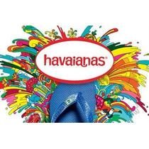 Ojotas Havaianas Clasicas Original Brasil