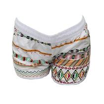 Kit 10 Shorts De Tactel Com Elatico Para Praia Moda Verão
