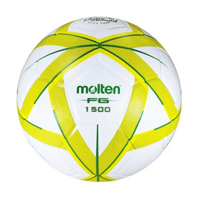 Balón Futbol Molten Forza Fg 1500 Laminado Futbol Rápido