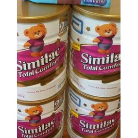 Formula Similac Total Confort Etapa 2..