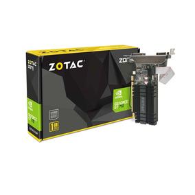 Placa De Video 1gb Zotac Gt710 Ddr3 Nvidia