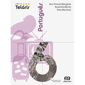 Livro Projeto Teláris: Português 6º Ano - Novo Lacrado
