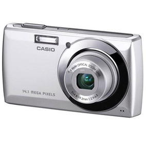 Camera Digital Casio 14.1 Mp 4x Optico Lcd 2.7 Nova Enviojá