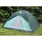 Barraca Acampamento Camping Nautika Fox Fit 6/7 Pessoas