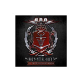 U.d.o. Navy Metal Night Usa Import 2 Cd + Bluray Nuevo