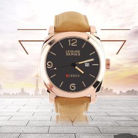 Elegante Y Hermoso Reloj 100% Original Curren, Envio Gratis