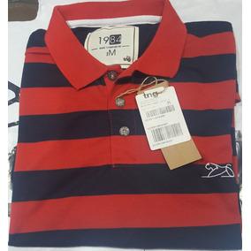 Kit 4 Camisa Polo Tng Modelo Confort Fit M Frete Grátis 14b91cb64db0c
