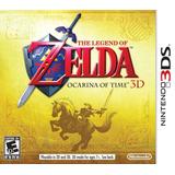Jogo The Legend Of Zelda Ocarina Of Time 3d - 3ds