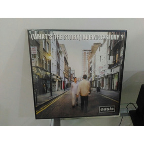 Oasis Whats The Story Morning Glory? 180 G Europeu
