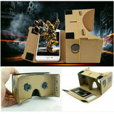 Gafas Realidad Virtual Para Celular Google Cardboard (cartón