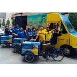 Triciclo De Reparto Food Bike Publicidad Marketing