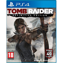 Tomb Raider Definitive Edition Português - Original 1 - Psn