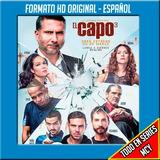 Serie El Capo Temporada 3 Formato Original Hd