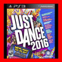 Just Dance 2016 Ps3 Digital