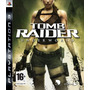 Tomb Raider Underworld, Ps3. Original- Nuevo- Disco Fisico