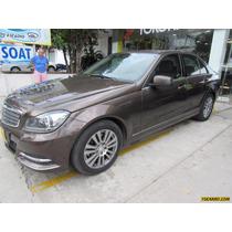 Mercedes Benz Clase C C250