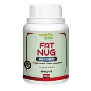 Fertilizante Smartgrow Fat Nug 250ml Flores Maiores Big Bud