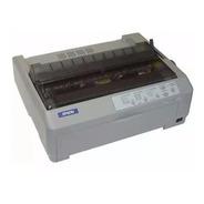 Impressora Epson Matricial Fx890 C/ Tampa Acrílica E Frontal