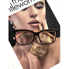 ddce82afb7f50 Armação Para Óculos De Grau Rosa Ralph Lauren Original - Óculos no ...