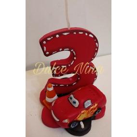 Vela Cumpleaños The Cars