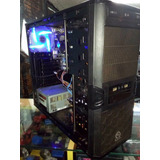 Cpu Core I5 Case Gamer Thermaltake 4gb Ddr3, Disco 500gb